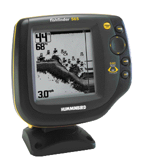 Humminbird Fishfinder, Photography and Illustration
