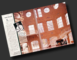 Architectual Photography, Fernbank Science, Atlanta, GA